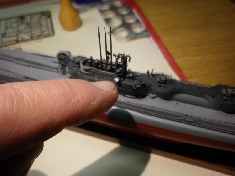 sous-marin japonais I-400 Tamya au 1/350 Imgp4230