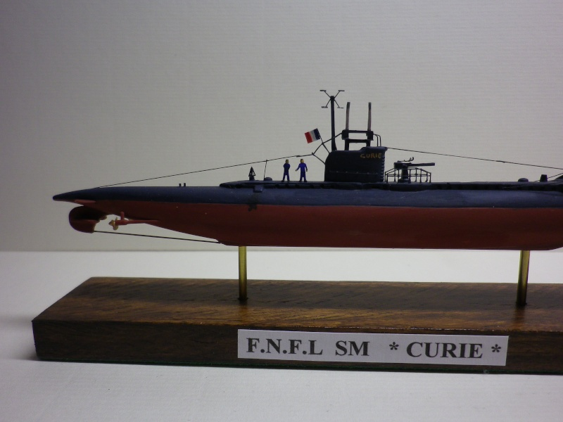 sous-marin japonais I-400 Tamya au 1/350 Imgp4232