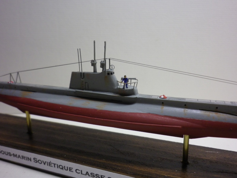sous-marin japonais I-400 Tamya au 1/350 Imgp4233