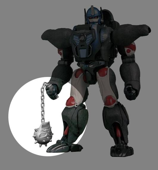 [Masterpiece] MP-32, MP-38 Optimus Primal et MP-38+ Burning Convoy (Beast Wars) - Page 2 2-1310