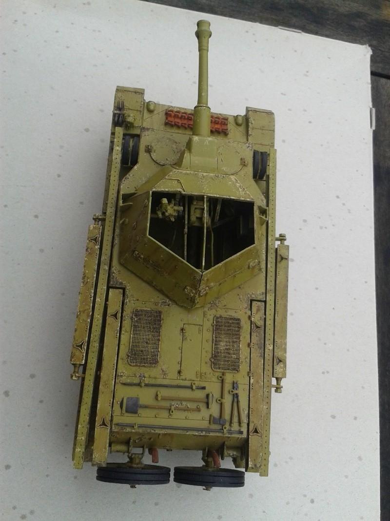 Panzer IV Heuschrecke 1/35 Dragon  00111