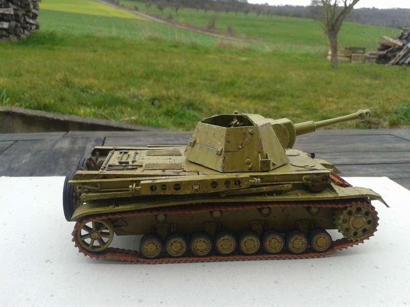 Panzer IV Heuschrecke 1/35 Dragon  00211