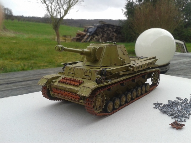 Panzer IV Heuschrecke 1/35 Dragon  002_210