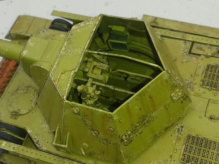 Panzer IV Heuschrecke 1/35 Dragon  00411