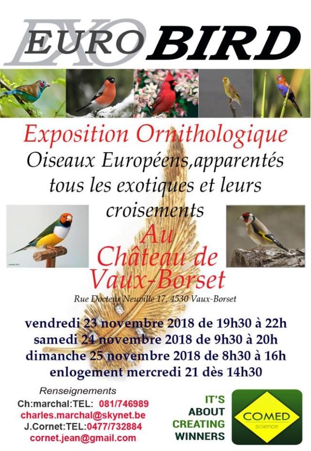 Expo Eurobird [23-24-25 novembre 2018] Eurobi10