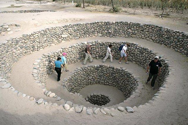 Un incroyable système hydraulique chez les Nazcas Shangr10