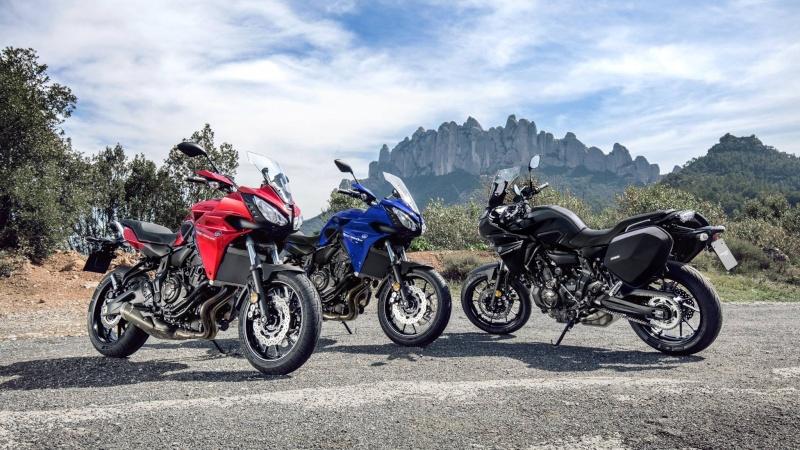 Nouveauté : Yamaha Tracer 700 (MT-07 Tracer) 13002410