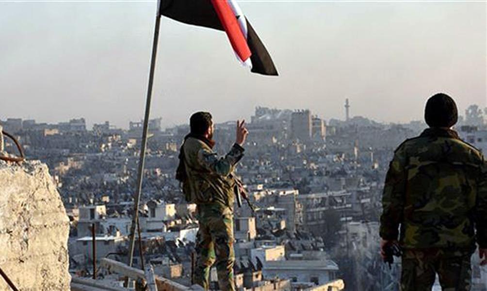 L'armée syrienne poursuit son offensive et libère la banlieue d'Alep - 20 février 2020 Syrie_10