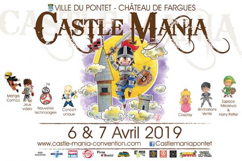 Castle mania le 6et7 avril au pontet Arton710