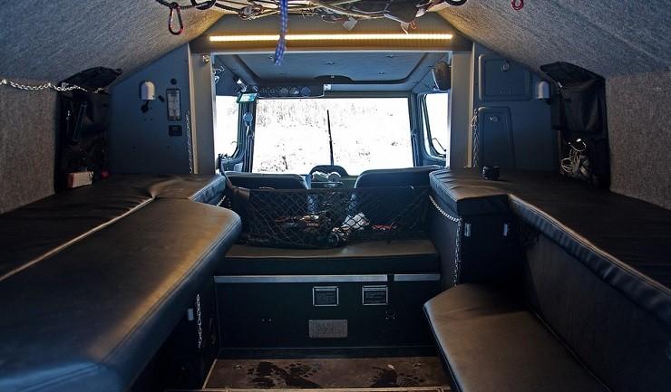 THE 4x4 amphibie (SHERP ATV). Sherp-10