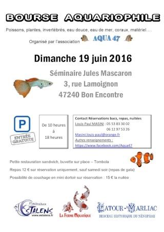 (47) Concours et Bourse les 18 et 19 juin Affich12