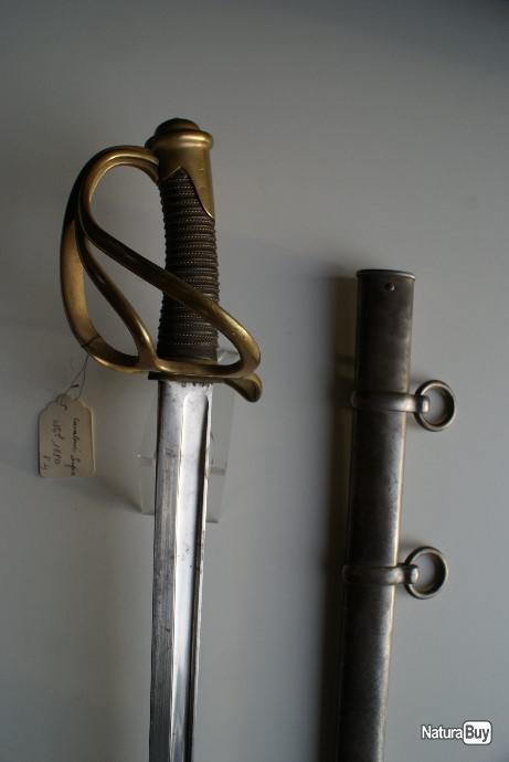 Sabre de cavalerie légère 1880 00008_11
