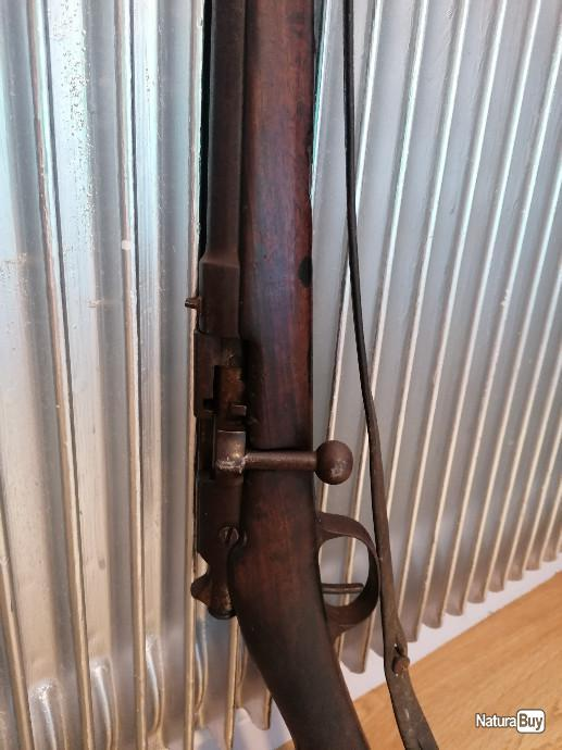 Extracteur fusil Le Hubert St Etienne (version du commerce du Gras) 144