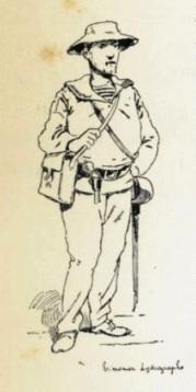 Sabre de bord modèle 1833 147