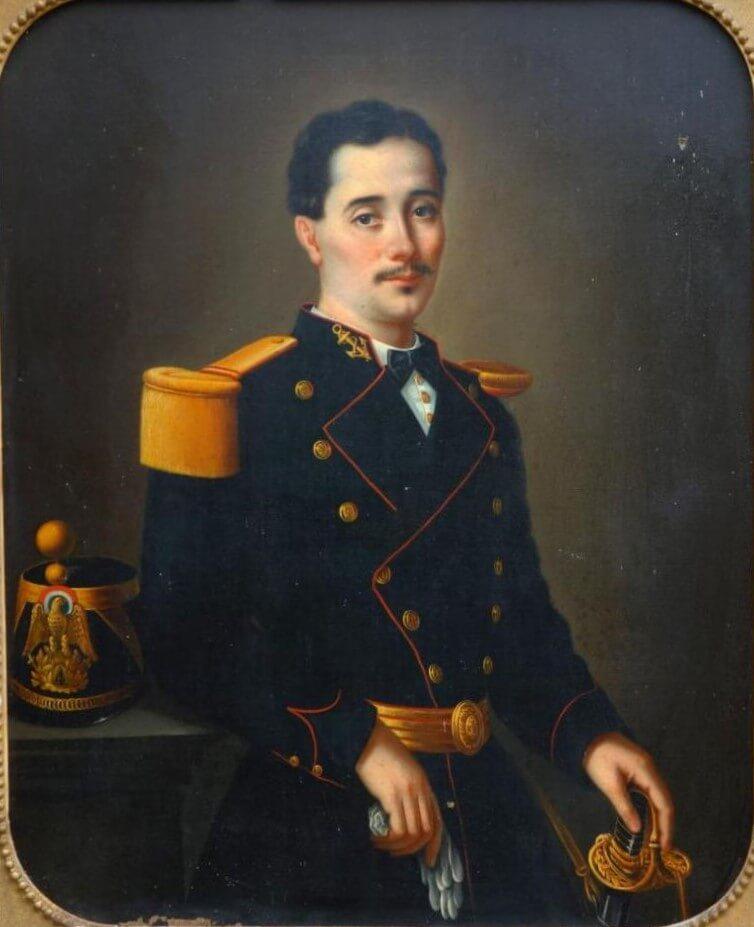 Sabre Officier Infanterie de Marine 1870/1882 - Page 2 18edel10