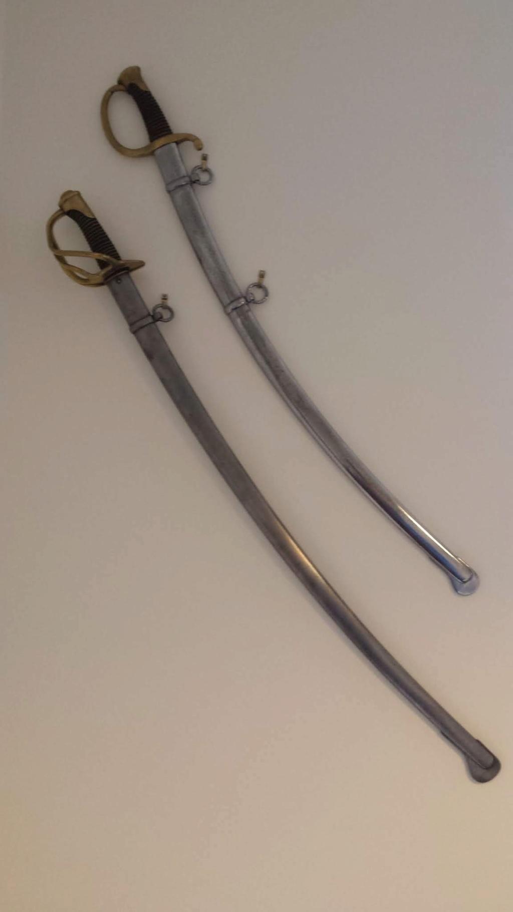 sabre de carabinier modèle 1854 19231511