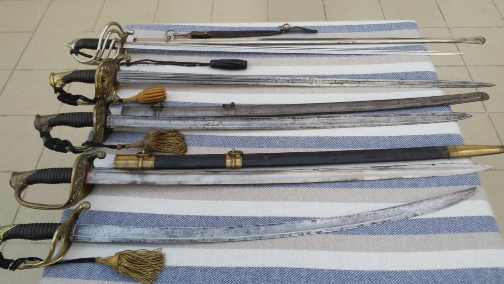 Sabres d'officier d'infanterie modèles 1845 et 1845-55 20180724