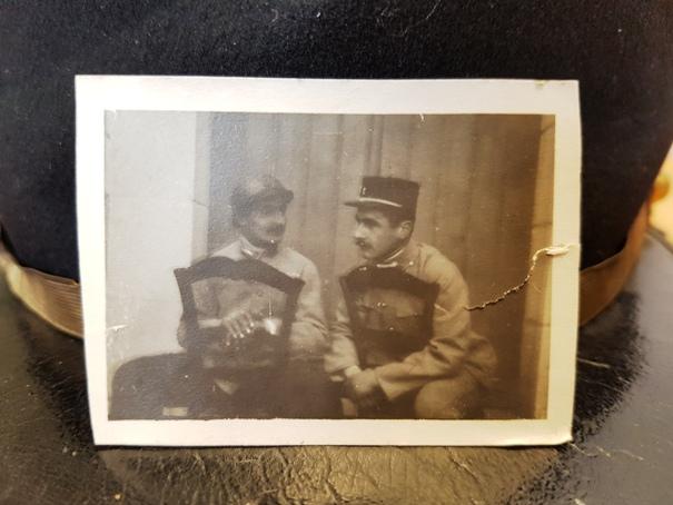 Un ensemble de souvenir de mon arrière Grand Père (1ere GM: cuirassier et AS) 20190318