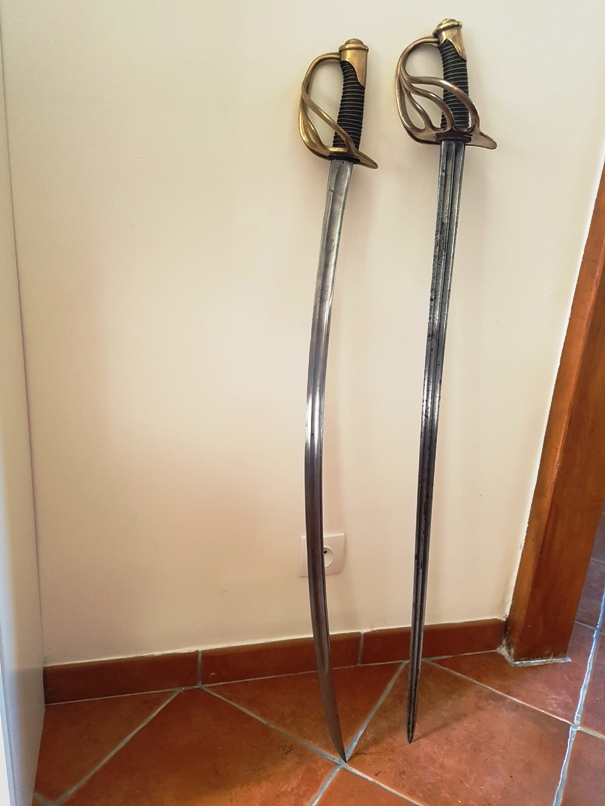 sabre de carabinier modèle 1854 20190631