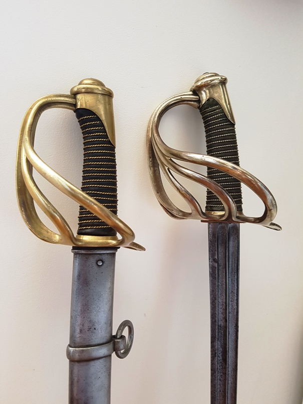 sabre de carabinier modèle 1854 20190632