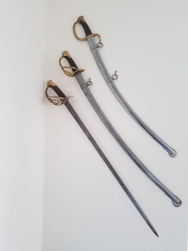 sabre de carabinier modèle 1854 20190729