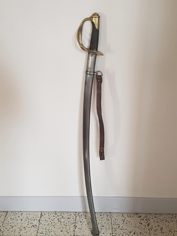Identification bélière de sabre Français 20191113