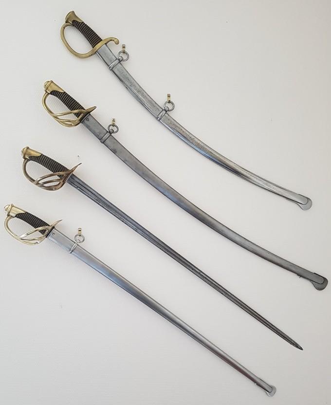 Sabre de cavalerie légère troupe modèle 1882 2020-120