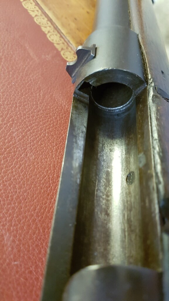 Extracteur fusil Le Hubert St Etienne (version du commerce du Gras) 2021-016