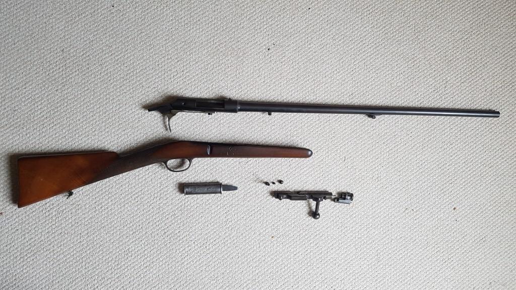 Extracteur fusil Le Hubert St Etienne (version du commerce du Gras) 2021-023