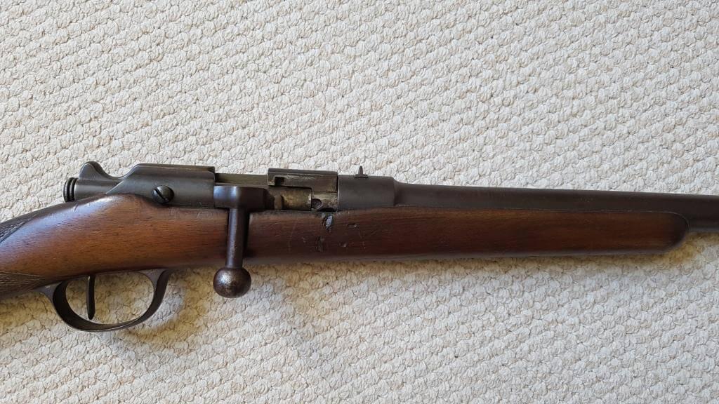 Extracteur fusil Le Hubert St Etienne (version du commerce du Gras) 20210512