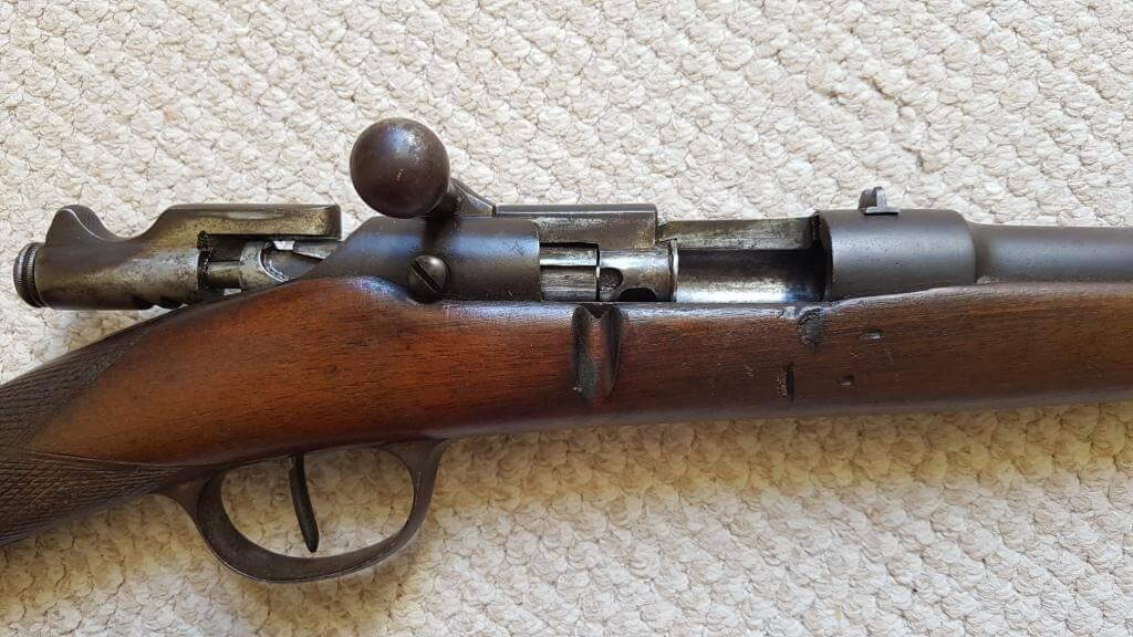 Extracteur fusil Le Hubert St Etienne (version du commerce du Gras) 20210515