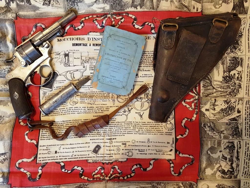 Une instruction de tir sur le revolver mle 1873 recherchée depuis longtemps ! 318