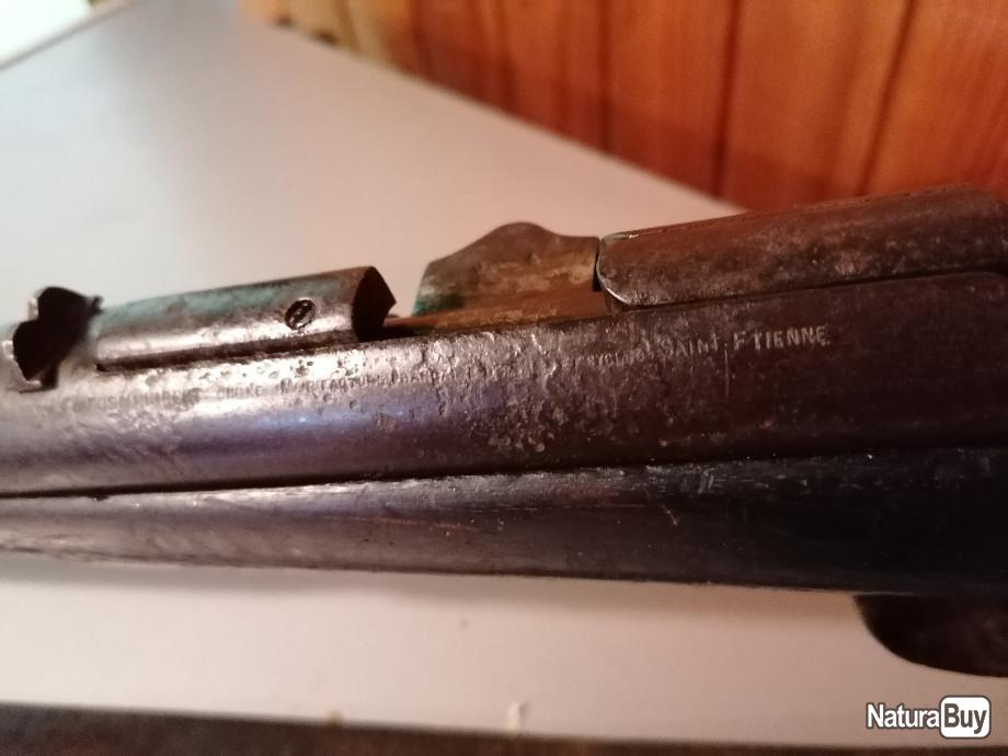Extracteur fusil Le Hubert St Etienne (version du commerce du Gras) 330