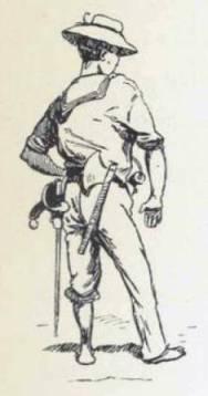 Sabre de bord modèle 1833 333