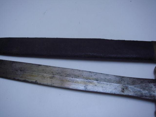 Un sabre de troupe à pied Mle 1831 516