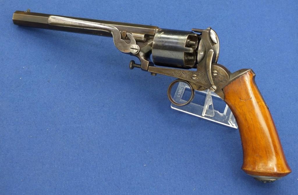 Revolver à percussion Herman David, entre 1856 et 1858. - Page 2 A-scar12