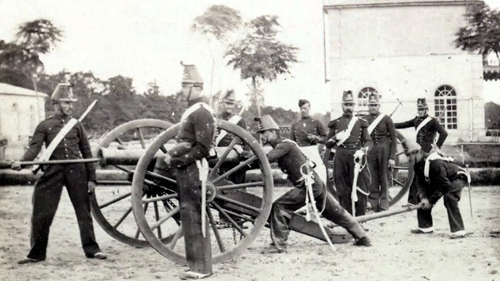 sabre canonnier 1829 - Page 2 Artill10