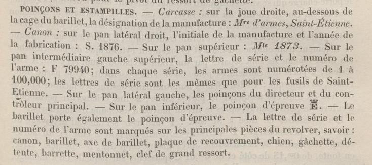 Revolver 1873 : Numérotation et problèmes - Page 5 Captur10