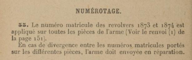 Revolver 1873 : Numérotation et problèmes - Page 5 Captur14