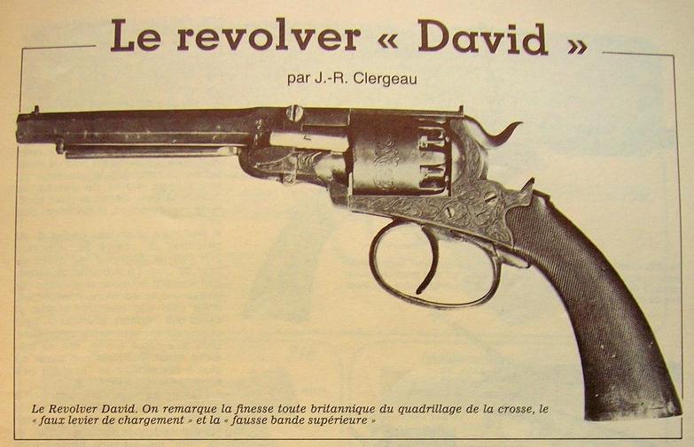 Revolver à percussion Herman David, entre 1856 et 1858. - Page 2 Firesh17