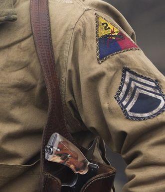 plaques de crosse transparentes sur un Colt M1911A1 ? Fury-b10