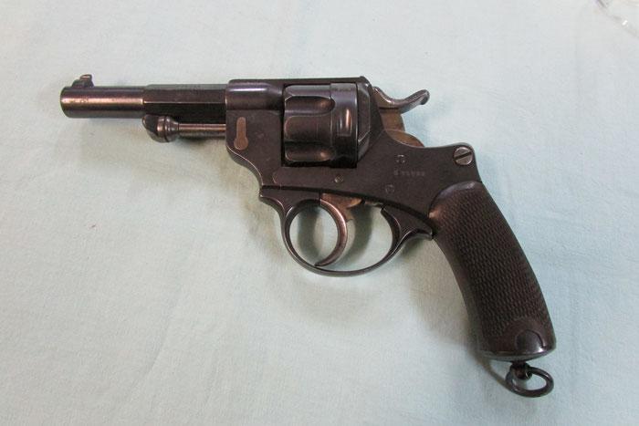revolver 1873 avec barillet 1874 Image210