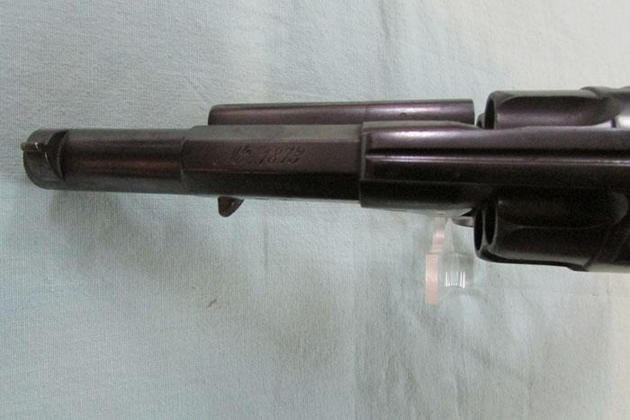 revolver 1873 avec barillet 1874 Image310