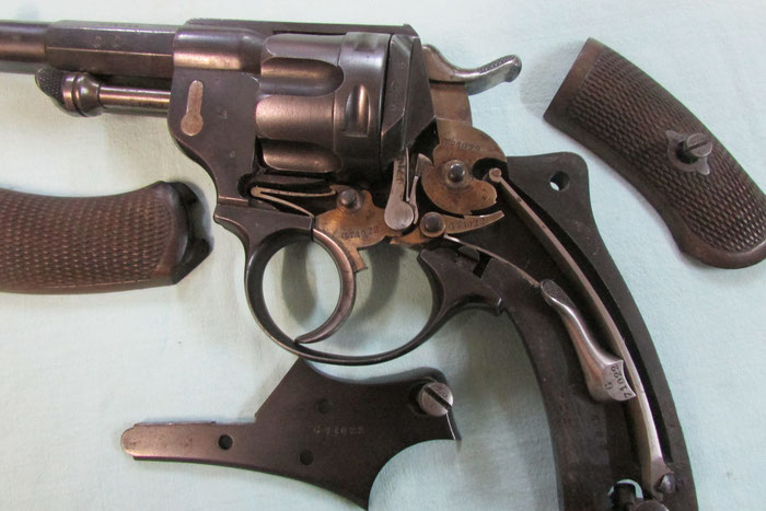 revolver 1873 avec barillet 1874 Image410