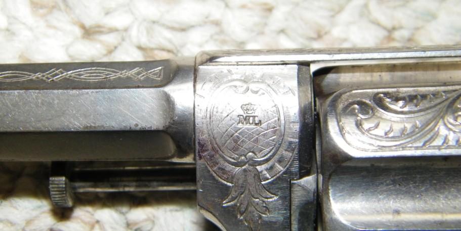 Revolver Warnant à système Mlaf_110