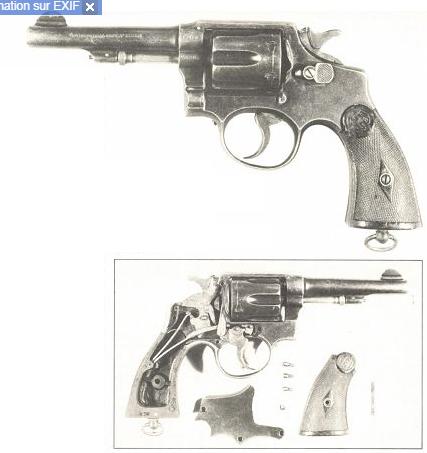 Revolver 8 mm. 1892 Espagnol Orbea-10