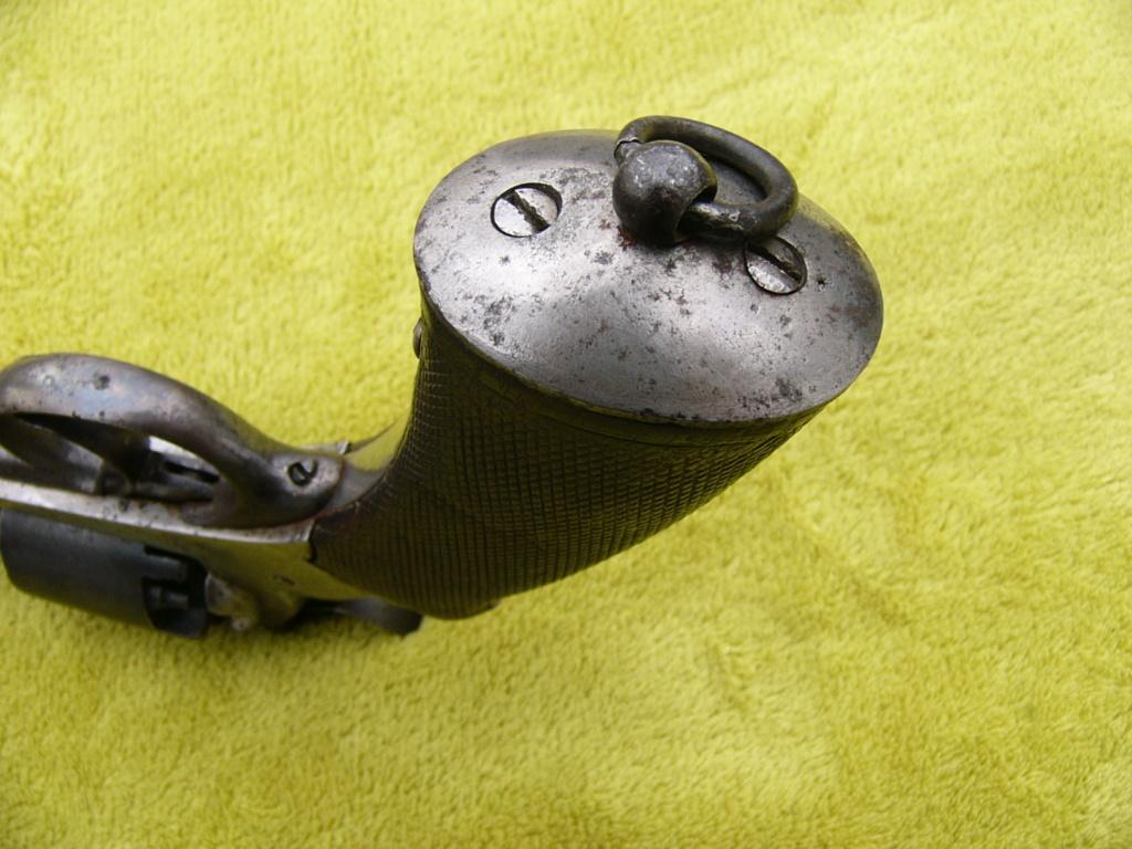 Revolver à percussion Herman David, entre 1856 et 1858. P1250414