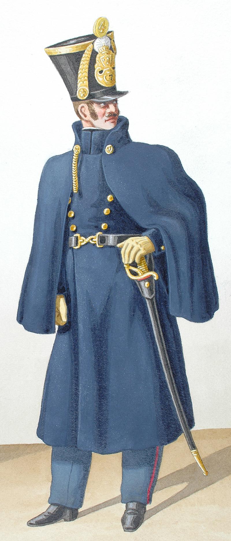 Dragonnes françaises  - 1ère partie : officiers de 1818 à 1914 - Page 2 Produi15