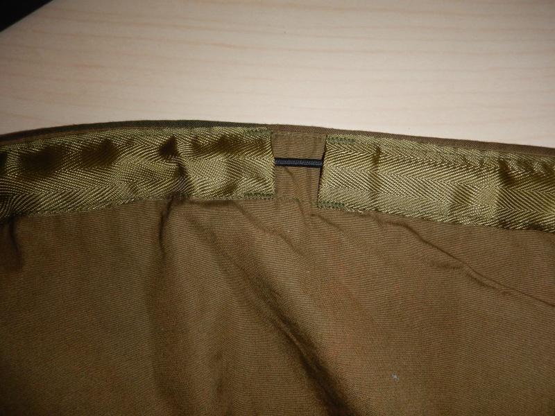 M75 HV Jacket and Hood. Dscn3822