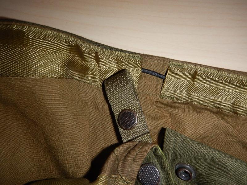 M75 HV Jacket and Hood. Dscn3823